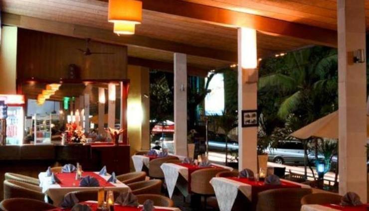 Grand Istana Rama Bali - Restoran