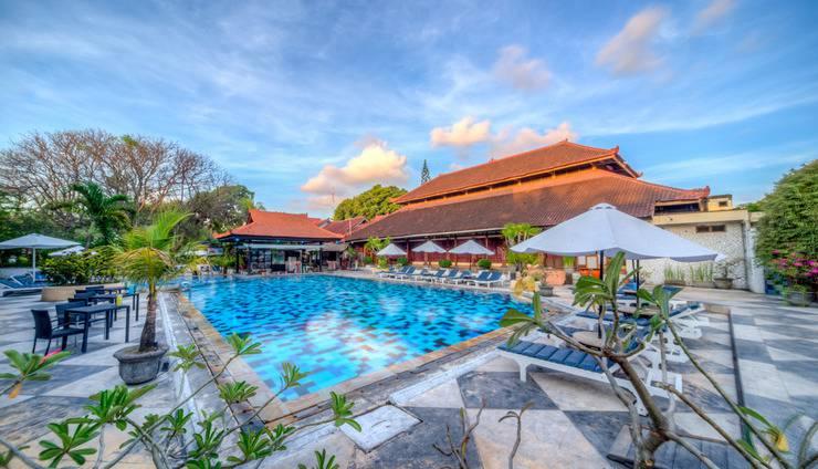 Grand Istana Rama Bali - Kolam Renang Ayodya
