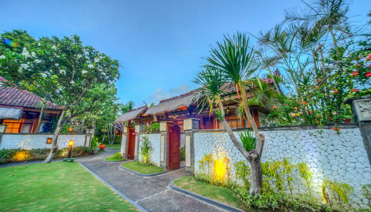 Grand Istana Rama Bali - Kamar Garden Suite