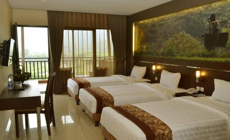 Bess Resort & Waterpark Lawang - Kamar tamu