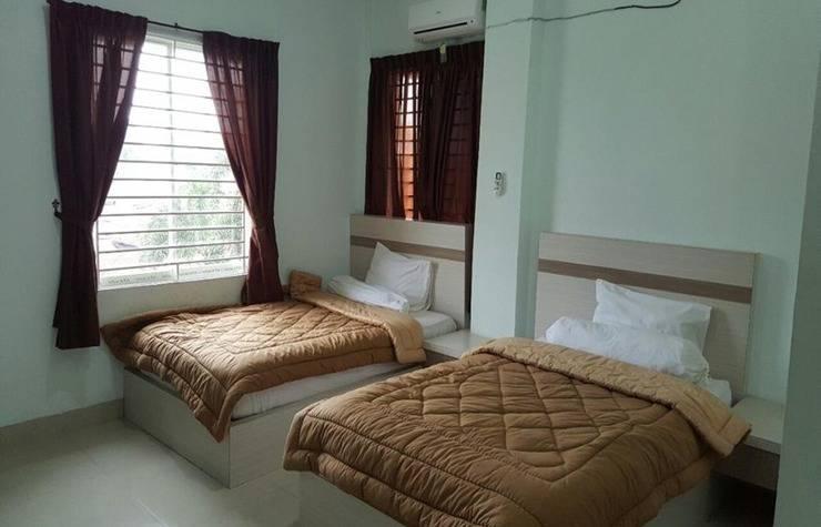 Ayahanda Residence Syariah Medan - Kamar Twin
