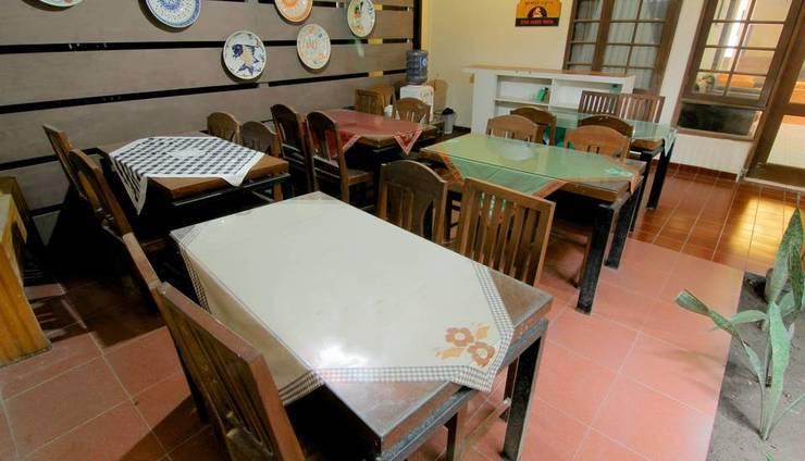 Emdi House Yogyakarta - Restaurant