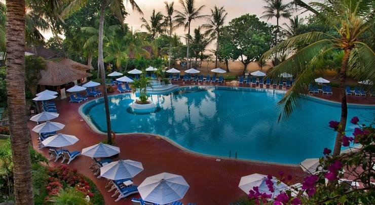 Prama Sanur Beach Bali Hotel Bali - Kolam Renang