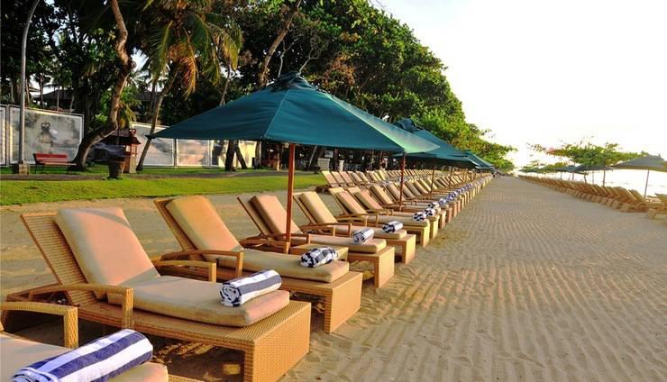 Prama Sanur Beach Bali Hotel Bali - Kursi berjemur