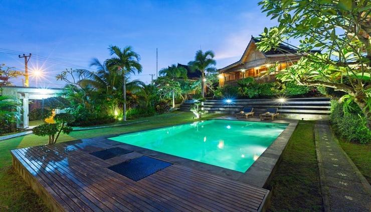 Dawas Villa Bali - Pool