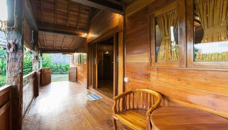 Dawas Villa Bali - Interior