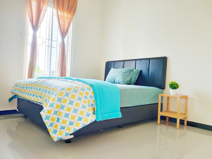 Surabaya Homey near ITS [Syariah] Surabaya - Double Room