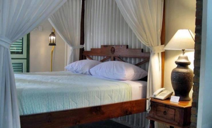 Hotel Deli River  Medan - Kamar tamu