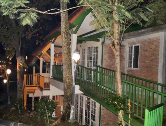 Hotel Deli River  Medan - Eksterior