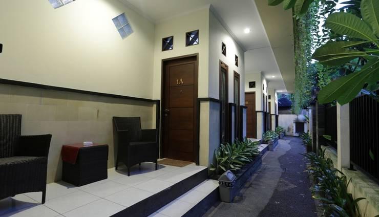 RedDoorz Near Lippo Mall 2 Bali - Eksterior