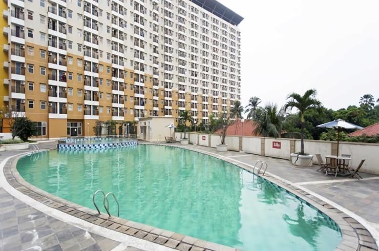Apartemen Margonda Residence 2 - Went rent Wendy Depok - Exterior