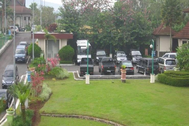 Campago Resort Hotel Bukittinggi - Eksterior