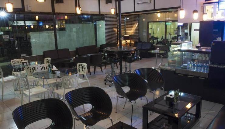 House Of Arsonia Jakarta - kafe