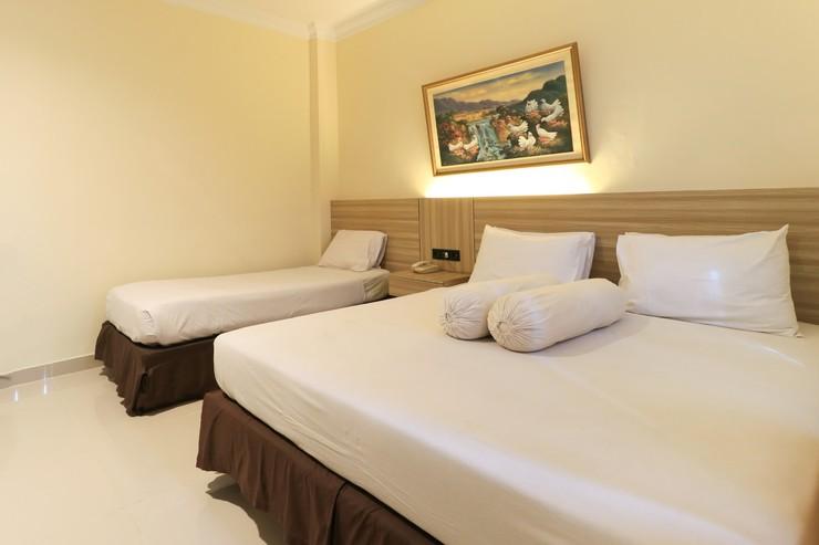 Violand Garden Hotel Samarinda - Bedroom