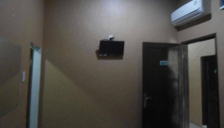 Hotel Labuhan Raya Medan - Fasilitas Kamar