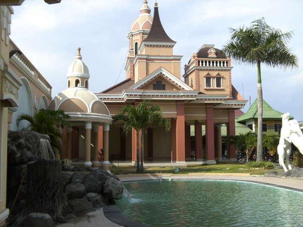 Hotel Grand Antariksa Kemang -