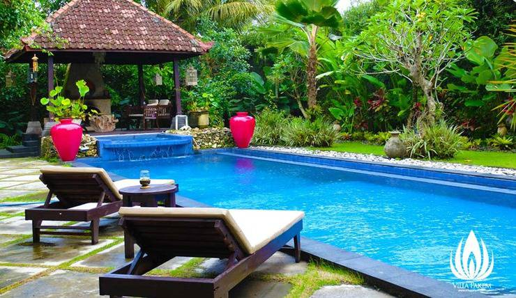Villa Pakem Yogyakarta Yogyakarta - Kolam Renang