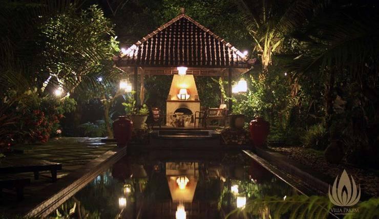 Villa Pakem Yogyakarta Yogyakarta - Gazebo