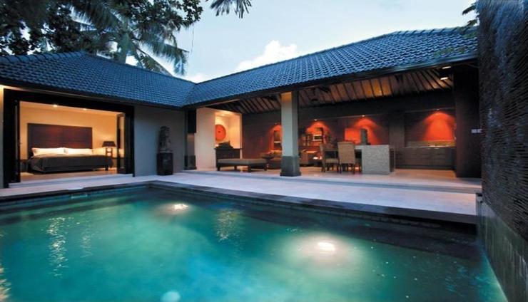 Ahimsa Estate Bali - Pool