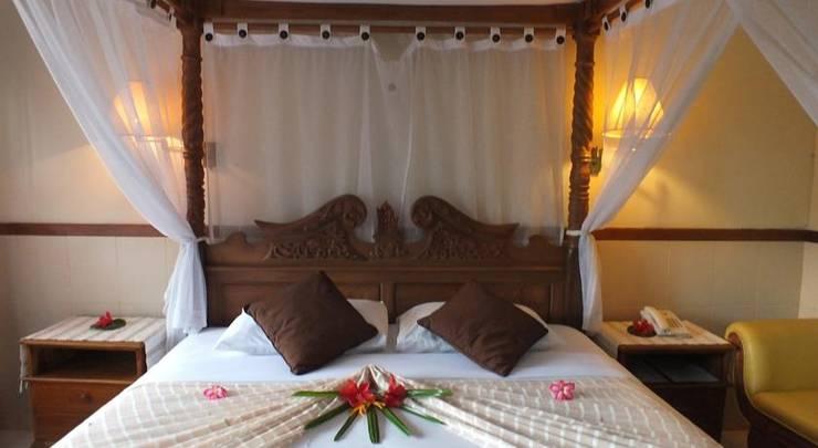 Palm Beach Hotel Kuta  - Kamar Tamu