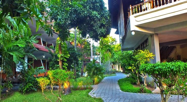 Palm Beach Hotel Kuta  - Taman