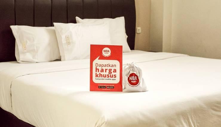 NIDA Rooms Sidoarjo Sedati Agung - Kamar tidur