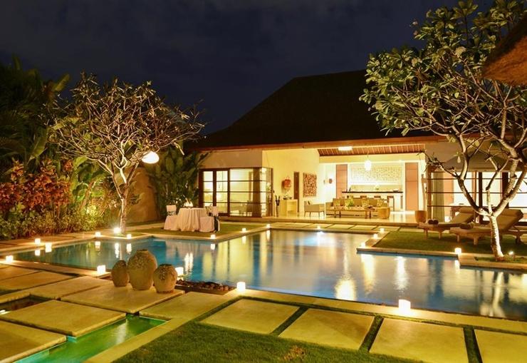 Nyaman Villas Bali - Pool