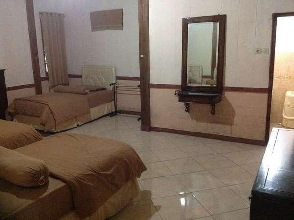 Aquarius Orange Resort Bogor - Kamar tidur