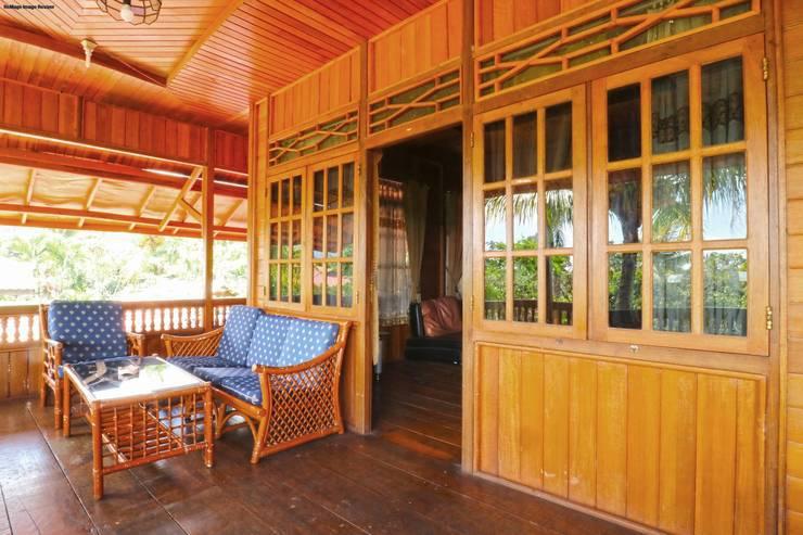 Aquarius Orange Resort Bogor - Six Bedroom - Wood