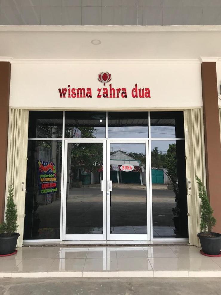 Wisma Zahra Dua Bandar Lampung - Facade