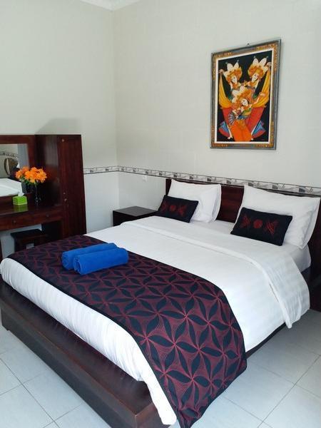 Jepun Segara Airport Guest House Bali - Bedroom