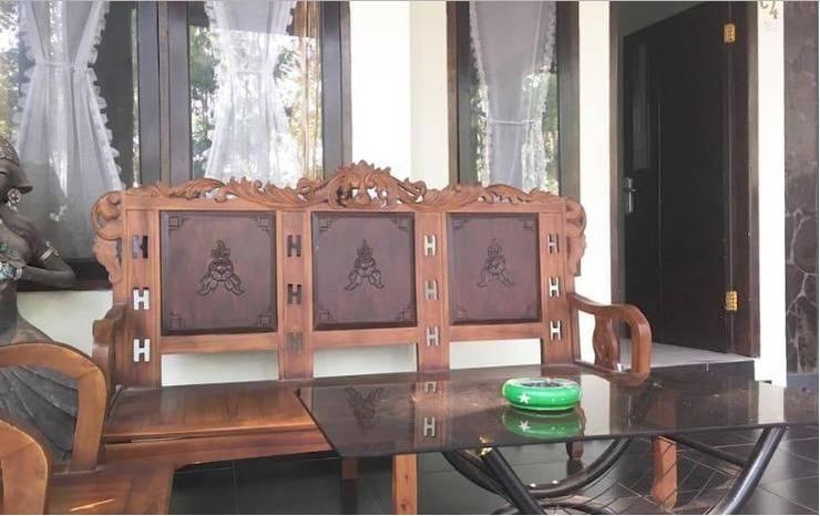 Cozy Villa Batu Malang - Terrace