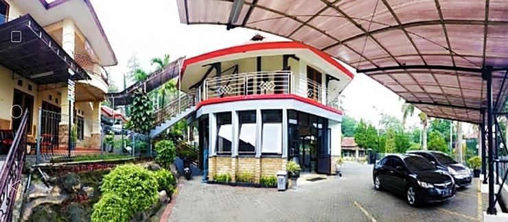 Sinergi Hotel Tretes Pasuruan - Exterior