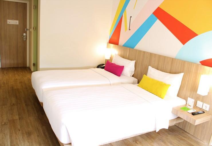 Zuri Express Jimbaran Bali - Twin Room