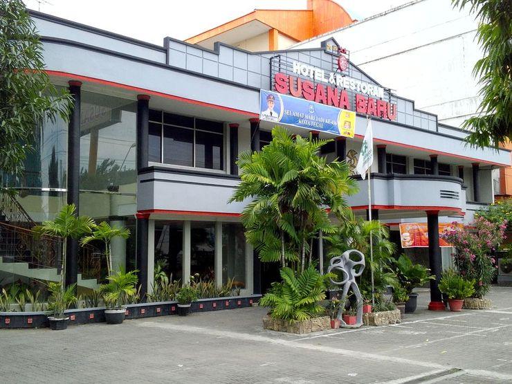 Hotel Susana Baru Tegal - Exterior