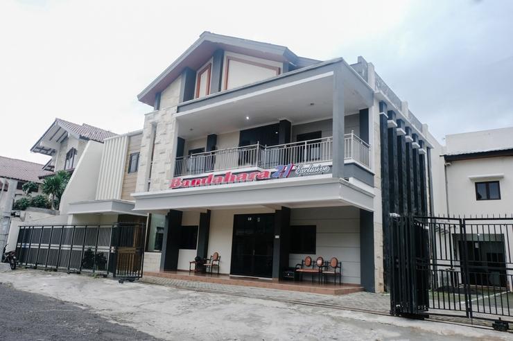 New Bandahara Exclusive Malang - Facade