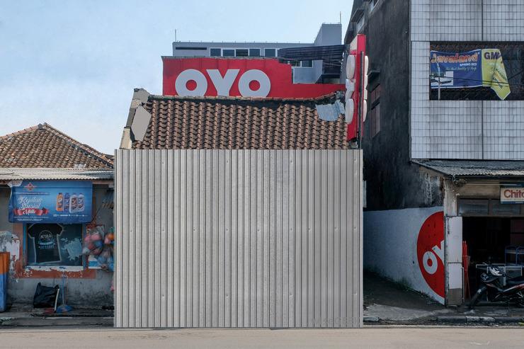 OYO 495 D' Papaya Garden Bandung - Facade