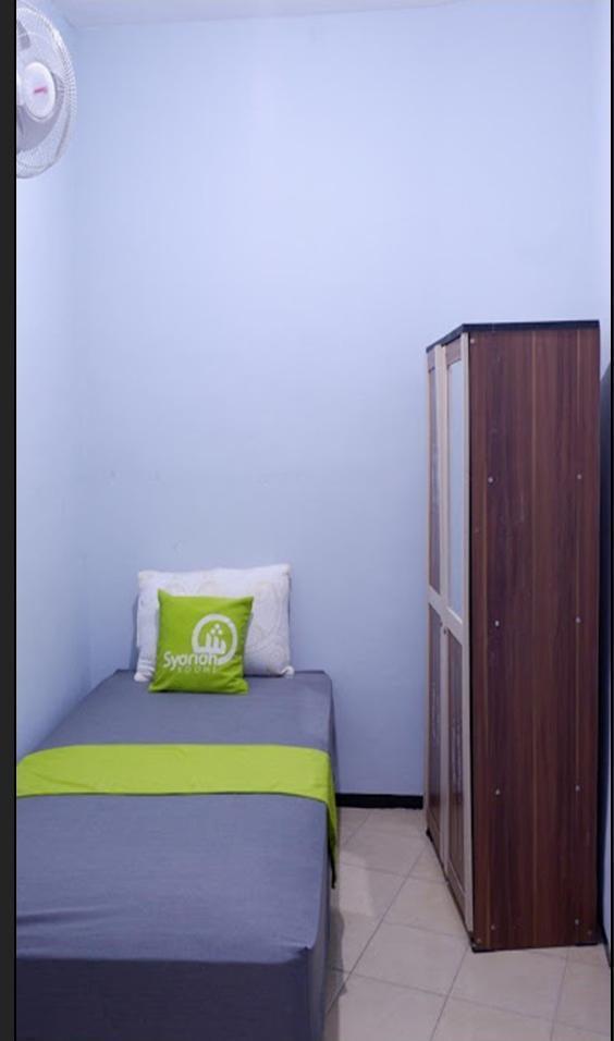 Serayu Homestay Syariah Malang - room