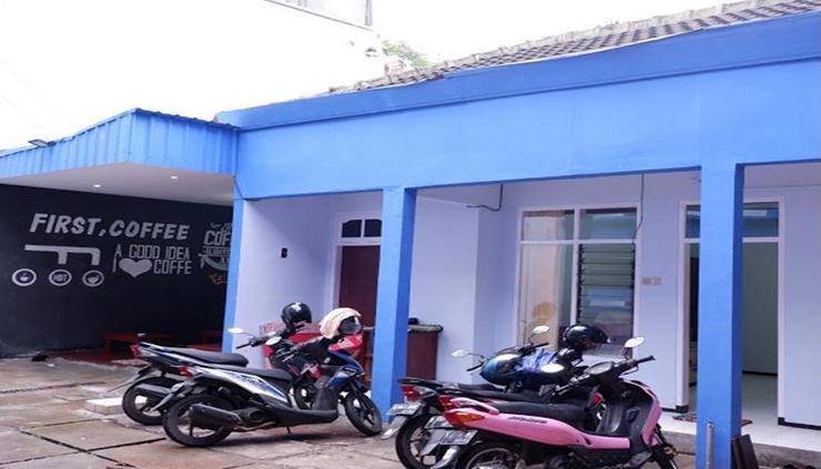 Serayu Homestay Syariah Malang - exterior