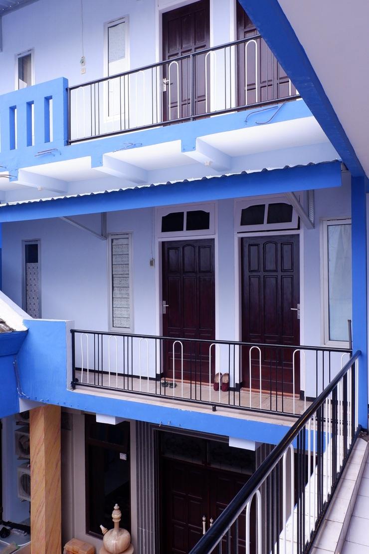 Serayu Homestay Syariah Malang - bangunan