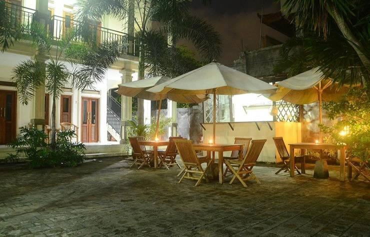 Review Hotel Budget Door Legian (Bali)