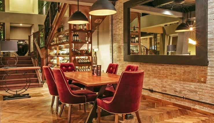 Kamuela Villas & Suites Sanur - Caramel Restaurant