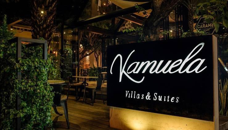 Kamuela Villas & Suites Sanur - Main Enterance