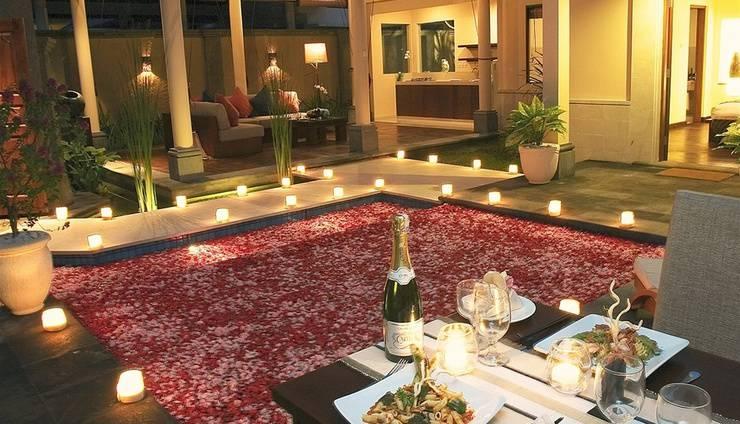 Kamuela Villas & Suites Sanur - Romantic Dinner