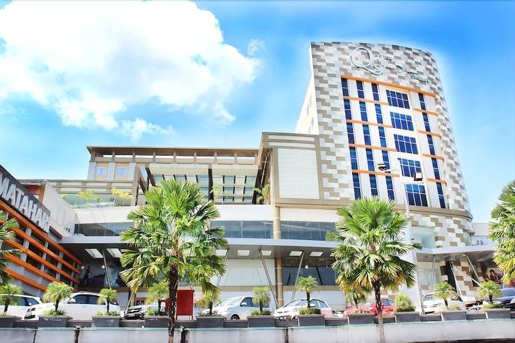 Q Grand Dafam Syariah Banjarbaru - View from Property