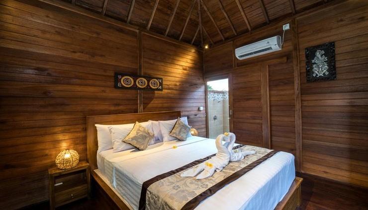 Radiance Sunset Villas Lembongan Bali - room