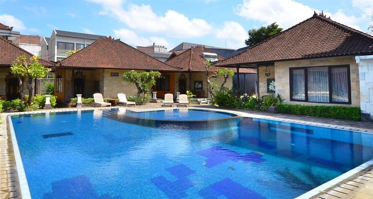 Taman Sari Cottages Bali - Pool