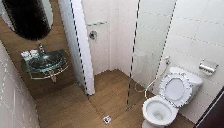 Jeje Resort Bali - toilet