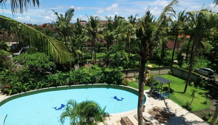 Jeje Resort Bali - Swimming Pool