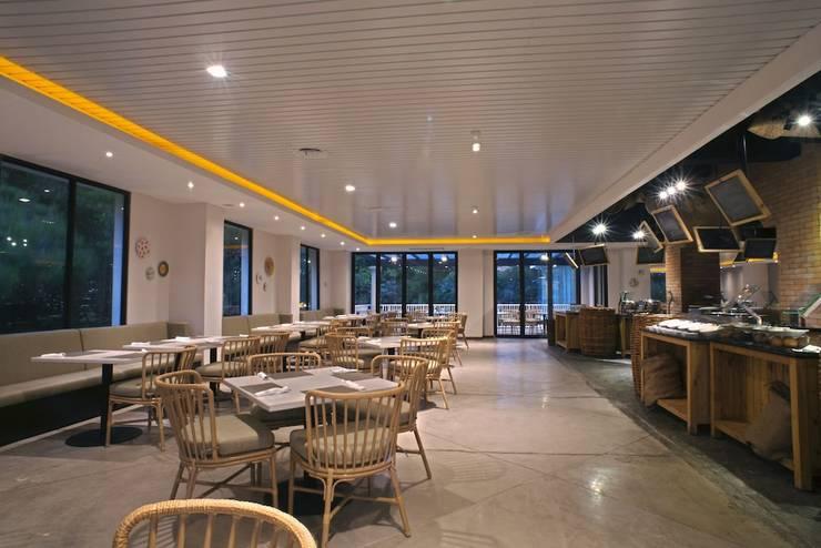 Royal Padjadjaran Hotel Bogor - Breakfast Area